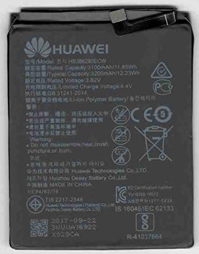 batería Original Huawei P10 hb386280ecw: Amazon.es: Electrónica