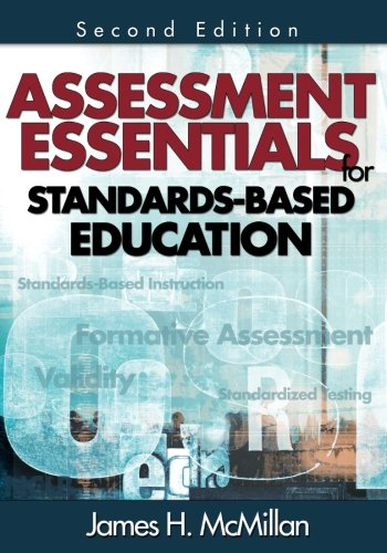 Assessment Essentials for Standards-Based Education from Corwin Press