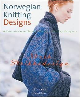Amazon com: Norwegian Knitting Designs (9781844486861