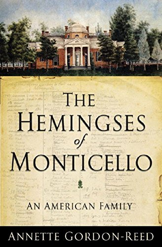 Search : The Hemingses of Monticello: An American Family