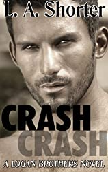 CRASH (A Logan Brothers Novel) (New Adult College Romance Series and Alpha Male Romance Novels Book 2) (English Edition)