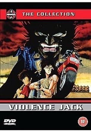 Amazon.com: Violence Jack - Vol. 1 - 3: Movies & TV