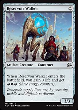 026//184 Common 4 x Aether Swooper - Aether Revolt