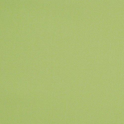 Green Stretch Twill - Bright Lime Stretch Cotton Twill
