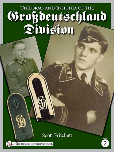 Uniforms and insignia of the Grossdeutschland Division, Vol  2