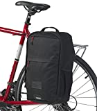 Two Wheel Gear - Pannier Backpack Convertible - 2 in 1 Commuting and Bicycle Touring Bag - Waxed Canvas