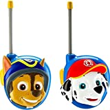Paw Patrol Chase and Marshall Character 2-Way Radios (Walkie Talkies)