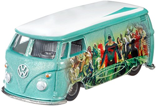 Hot Wheeks Pop Culture VW T1 Panel Bus