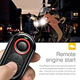 STEELMATE 986E 1 Way Motorcycle Alarm System