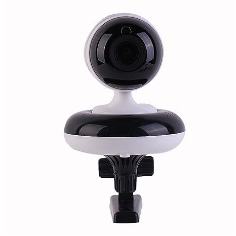 Cámara de seguridad de red inalámbrica WIFI, cámara de monitoreo remoto, alarma de red cámaras de ...