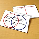 Learning Resources Write-on and Wipe-off Venn