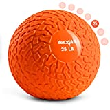 Yes4All Slam Balls 25lbs for Strength and Crossfit