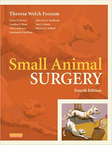 Small Animal Surgery Theresa welch fossum free download