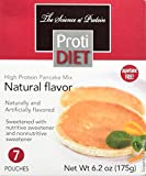 ProtiDiet Pancake Mix 6.7oz 7 pouches (Natural)