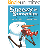 Sneezy the Snowman (English Edition)