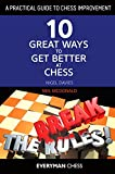 A Practical Guide To Chess Improvement (everyman Chess) - Nigel Davies Neil Mcdonald