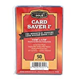 Card Saver 1 - Semi Rigid Card Holder for Graded