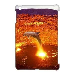 Dolphin Phone Case For iPad Mini [Pattern-1]