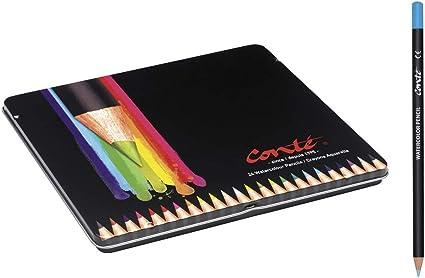 Conté Colouring Lápices de Colores - Colores Surtidos, Caja ...