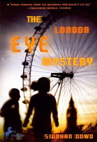 book cover of The London Eye Mystery