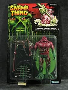 Amazon.com: Climbing Swamp Thing Action Figure: Toys & Games