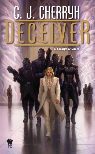 book cover of Deceiver