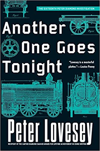 Another One Goes Tonight (A Detective Peter Diamond Mystery