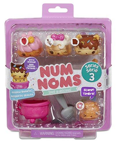 Num Noms Starter Pack Series 3- Glazed Donuts