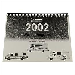 2002 rialta/sunstar/vista wiring diagrams: winnebago industries:  0019372823834: amazon com: books