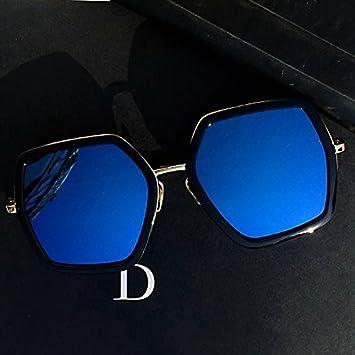KLXEB Sonnenbrillen, Sonnenbrillen, Sonnenbrille, Sonnenbrille Und Sonnenbrille Im Sommer, Blau