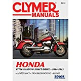 Clymer Honda VT750 Shadow Shaft Drive - 2004-2013