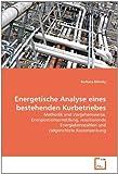 Energetische Analyse eines bestehenden Kurbetriebes, Barbara Bilinsky, 3639359100