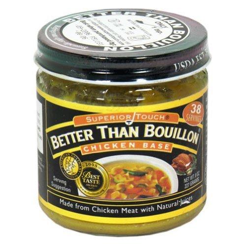 Better Than Bouillon Organic Chicken Soup Base, 8 Ounce - 6 per case.