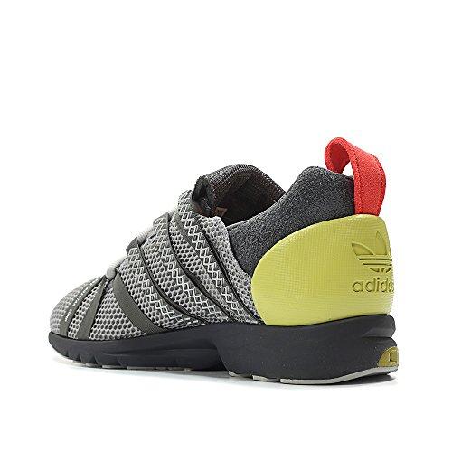 adidas Consortium Men Adistar Comp A//D Workshop (Gray/Light Onix/Tech Silver/Metallic/Black/White) Gray / Light Onix / Tech Silver / Metallic / Black / White IBFkvyaC