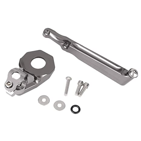 Amazon Com Newsmarts Aluminum Steering Damper Bracket Mount Kit For