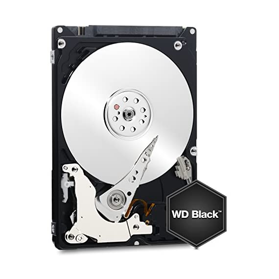 WD Black 750GB Performance Mobile Hard Disk Drive - 7200 RPM SATA 6 Gb/s 16MB Cache 9.5 MM 2.5 Inch - WD7500BPKX 5 Specifically designed for small form factor desktops, laptops, and Mac computers Performance 2.5-inch hard drives available in up to 1TB capacities Designed for creative professionals, gamers, and system builders