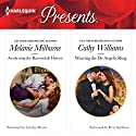 Awakening the Ravensdale Heiress & Wearing the De Angelis Ring Audiobook by Melanie Milburne, Cathy Williams Narrated by Carolyn Morris, Perry Smithson