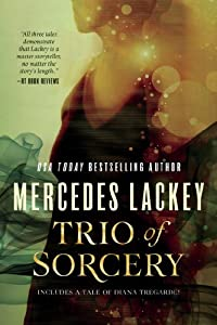 Trio Of Sorcery Book By Mercedes Lackey border=