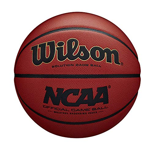Wilson NCAAficial Game Basketball