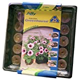 Jiffy 5032 Professional Greenhouse 25-Plant Starter Kit