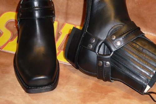 Sendra Boots 2746MO Stiefelknecht schwarz * incl. original MOSQUITO ® Stiefelknecht 2746MO * - 4f9410