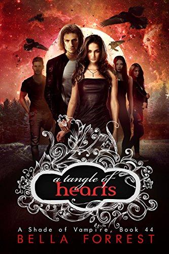 Shade Vampire 44 Tangle Hearts ebook product image
