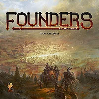 Founders of Gloomhaven: Toys & Games [5Bkhe0306163]