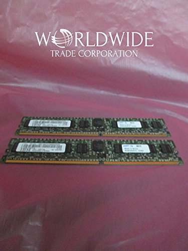 IBM 15R7166 1930 1024MB (2x 512MB) 276-Pin 533MHz DDR2 SDRAM DIMMs pSeries