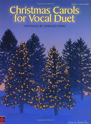 Christmas Carols for Vocal Duet (Piano/Vocal/Guitar Songbook)