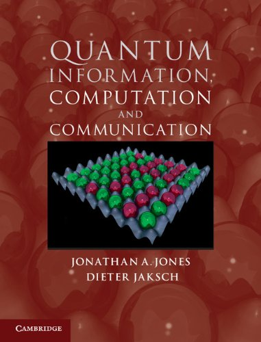 Download Quantum Information, Computation and Communication Pdf