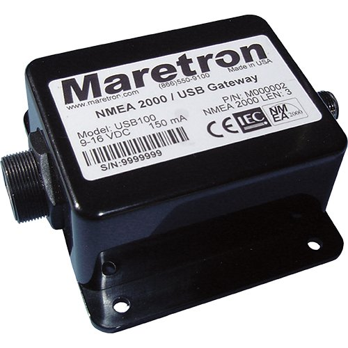 Maretron USB100-01 NMEA 2000 USB - Shopping Gateways
