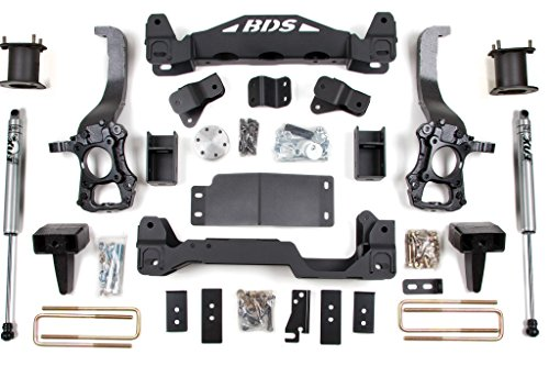 f150 6in lift kit 4x4 - 5