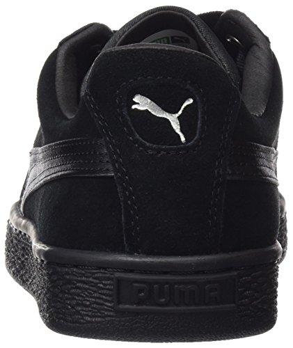 Puma Damen Cuore Camoscio Ep Sneaker Schwarz (puma Nero-metallic Beige)
