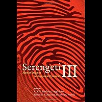 Serengeti III: Human Impacts on Ecosystem Dynamics (English Edition)